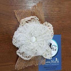 Apliques textiles ceremonia