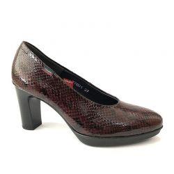 Zapato viperina bordo