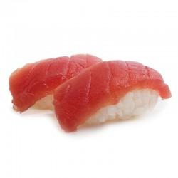 Niguiri de atún (dos piezas)