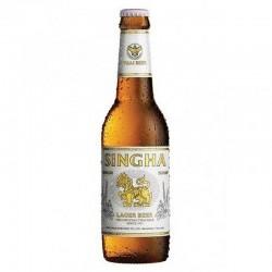 Cerveza Singha Premium